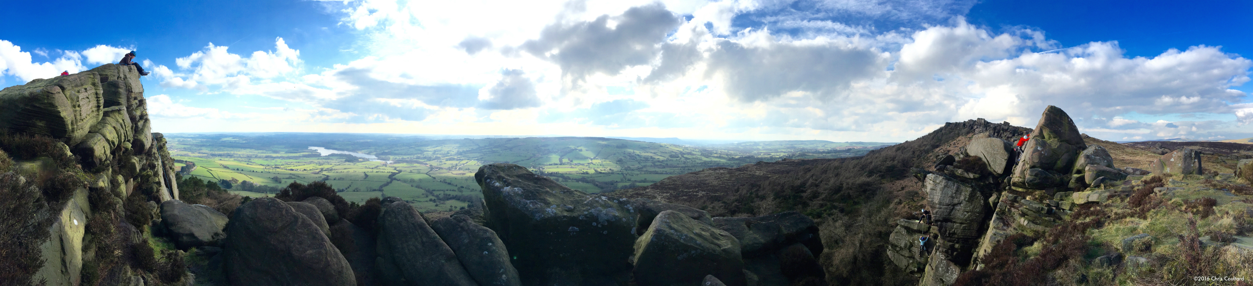 Top of the Roaches 2016