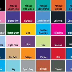 Pick a colour any colour
